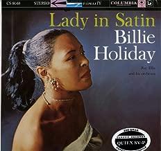 Billie Holiday - Lady In Satin - 200g Quiex SV-P - LP Vinyl Reissue