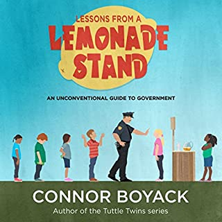 Lessons from a Lemonade Stand audiobook cover art