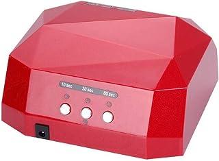 Lámpara LED profesional para uñas diamante Quick 36 W, varios colores
