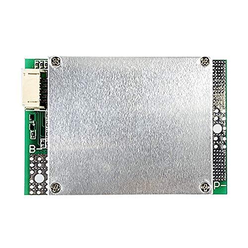 Camisin 4S 12V 100A BMS Placa de ProteccióN del Cargador de BateríA de Litio de Hierro de Litio con Equilibrio de BateríA de Potencia Mejora la Placa de ProteccióN de PCB