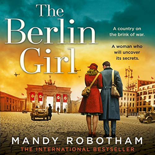 The Berlin Girl  By  cover art