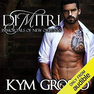 Dimitri audiobook cover art