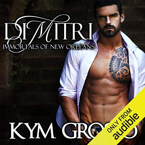 Dimitri Audiobook By Kym Grosso cover art