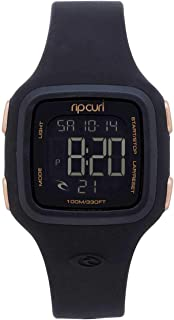 RIP CURL Women's A3126G40931SZ Year-Round Digital Black Watch