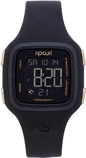 RIP CURL Women's A3126G40931SZ Year-Round Digital Black Watch