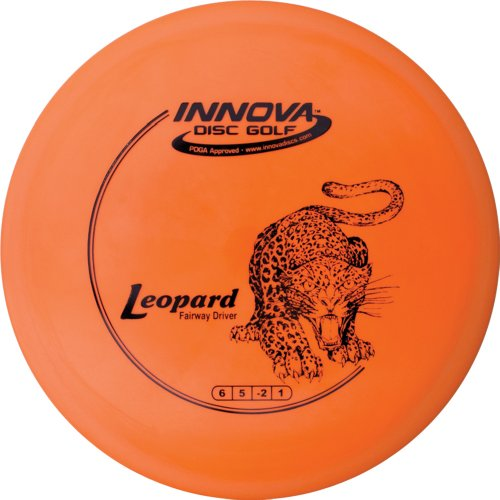 Innova DX Leopard Golf Disc, 165-169 gram (Colors may vary)