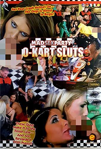 Sex DVD MAD SEX PARTY Go-kart sluts EROMAXX 038