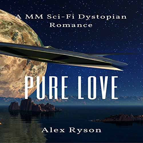 Pure Love audiobook cover art