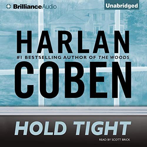 Hold Tight Audiobook By Harlan Coben cover art
