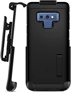 Encased Belt Clip Holster for Spigen Tough Armor Case - Galaxy Note 9 Secure Fit Rotating Holster (case not Included)