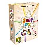 Asmodee Just One-Neue Begriffe, Erweiterung, Partyspiel, Deutsch
