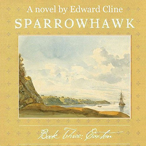 Sparrowhawk, Book Three: Caxton cover art