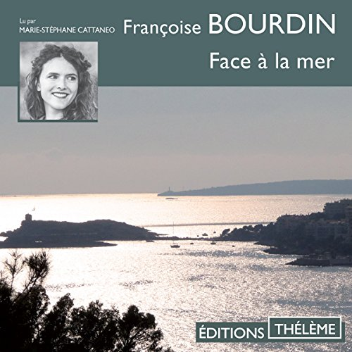 Face à la mer audiobook cover art