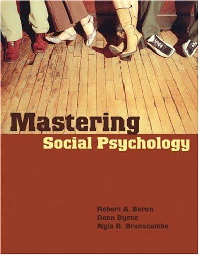 Mastering Social Psychology product image