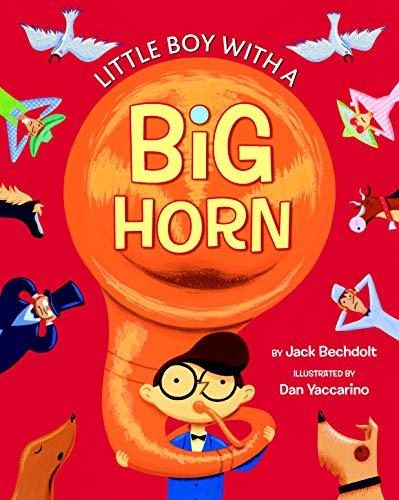 Little Boy with a Big Horn (A Golden Classic) (English Editi