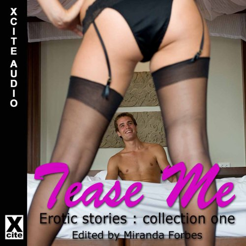 Tease Me audiobook cover art