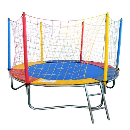Cama Elástica Pula Pula Trampolim Redonda 2,30m Infantil Playground