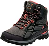 Regatta kota Mid II' Waterproof Hiking Boots, Stivali da Escursionismo Alti Donna, Marrone (Briar/Fiery Coral Bid), 39 EU