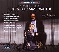 Lucia Di Lammermoor by GAETANO DONIZETTI (2008-07-29)