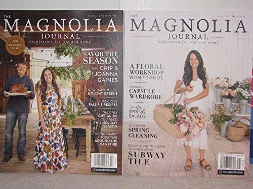 ONE SOURCE DISTICOR Magnolia At Home Magazine, 1 EA