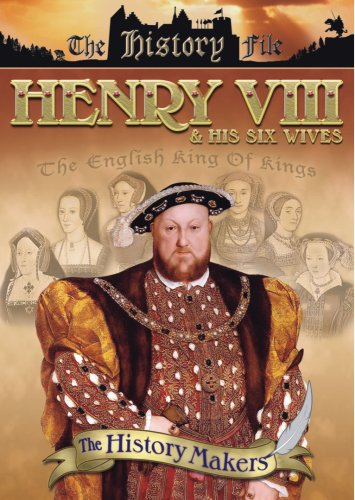 History Makers - Henry VIII And His Six Wives [DVD] [UK Import]