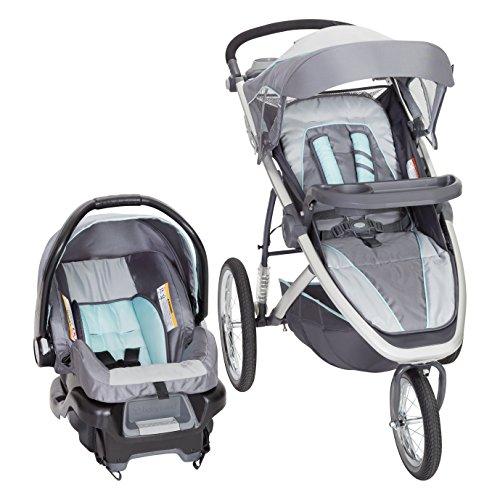 Baby Trend Go Lite Propel 35 Jogger Travel System, Glacier