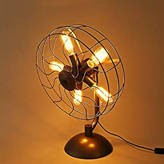 Iron Decoration Retro Industrial Wind Table Lamp Floor Lamp