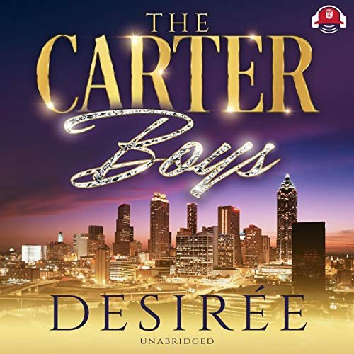 The Carter Boys  By  cover art