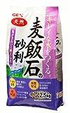麦飯石の砂利 2.5kgamazon参照画像