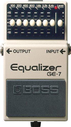 BOSS GE-7 7-Band EQ Pedal
