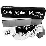 Qianghua Against Humanity Disney Edition Black Cards Card Game - Divertidos Juegos de Cartas para Fiestas, Adultos y Adolescentes