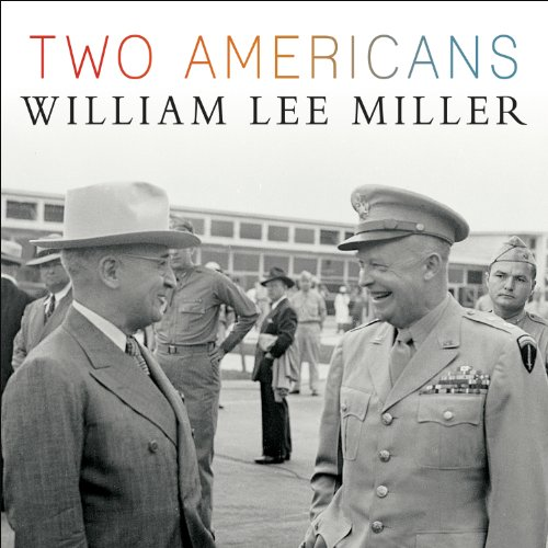 Two Americans audiobook cover art