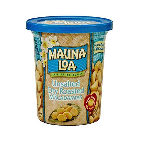 Mauna Loa Premium Hawaiian Roasted Macadamia Nuts