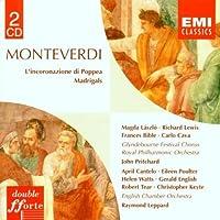 Monteverdi: L'Incoronazione di Poppea/Madrigals (2000-05-08)