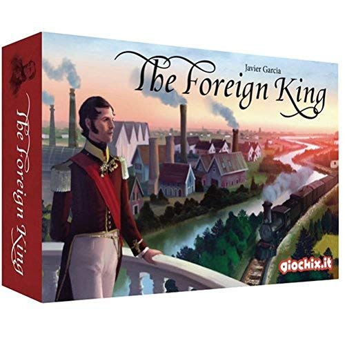 Giochix.it - The Foreign King