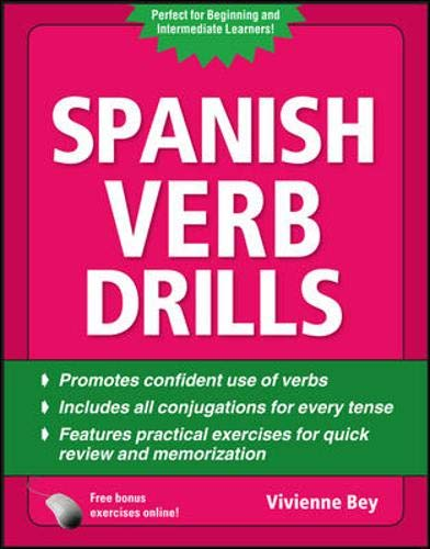 Spanish Verb Drills, Fourth Edition (Drills Series)