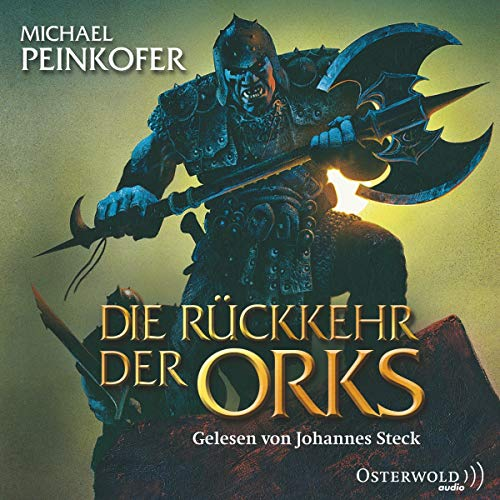 Die Rückkehr der Orks audiobook cover art