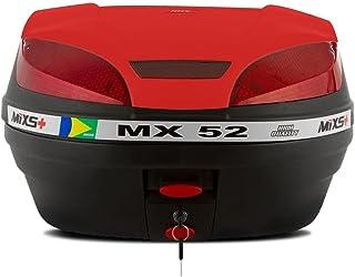 Bauleto 52 litros Mixs MX52 Vermelho