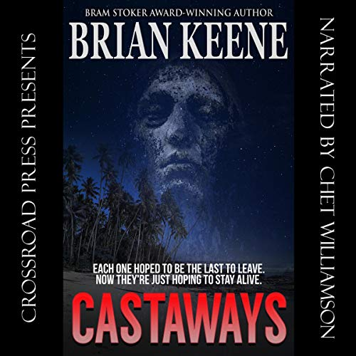 Castaways audiobook cover art