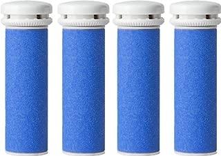 Emjoi Micro-Pedi Refill Rollers (Extra Coarse) - Pack of 4