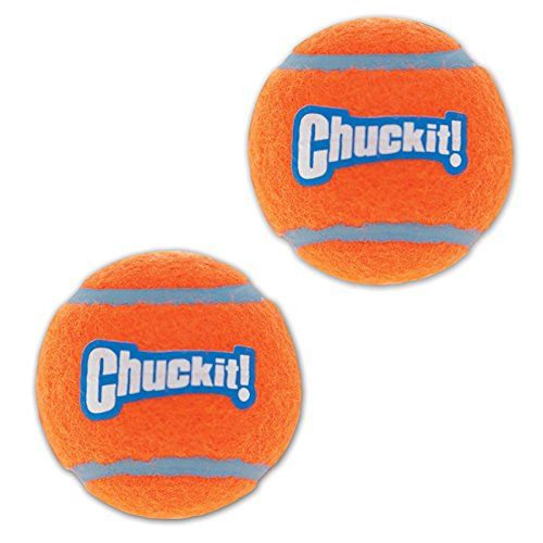 Chuckit Tennis Ball Medium - 4 Stücke