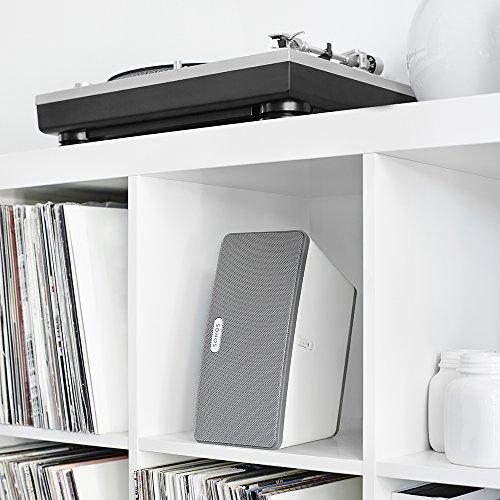 Sonos PLAY:3 I Vielseitiger Multiroom Smart Speaker für Wireless Music Streaming (weiß) - 4