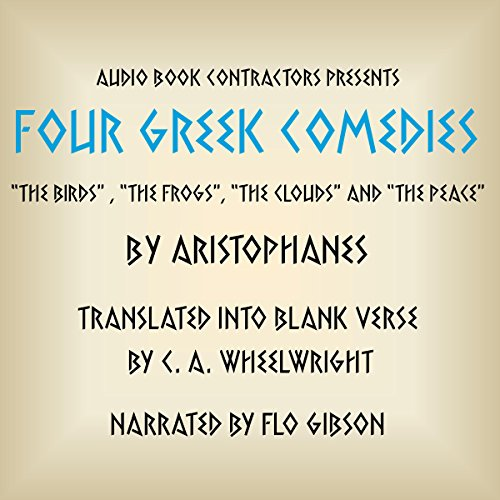 Four Greek Comedies cover art
