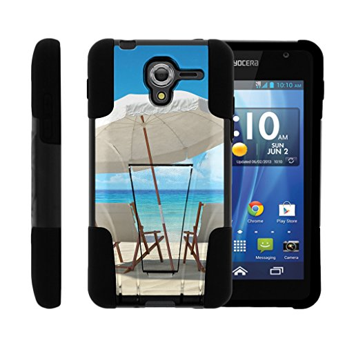 TurtleArmor | Compatible with Kyocera Hydro View Case | Hydro Reach Case | Hydro Shore Case [Gel Max - http://coolthings.us