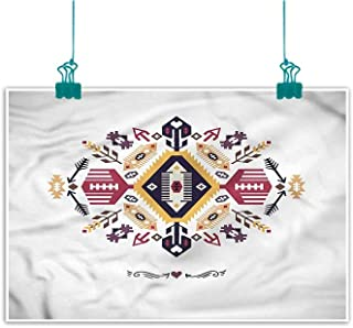 Anzhutwelve Modern,Decorative Art Print W 36