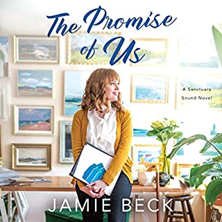 The Promise of Us audiobook cover art