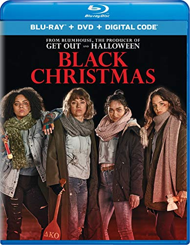 Black Christmas (2019) [Blu-ray]
