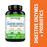 Achieve digestive comfort today – Zenwise Health Digestive Enzymes are powerful supplements with a natural Enzyme, Prebiotic, and Probiotic blend to promote healthy digestion for men and women. Hard-to-digest foods have met their match – This formula...