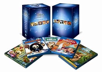 Chicken Little/Robin Hood/Hercules/Tarzan/the Wild [Import anglais]