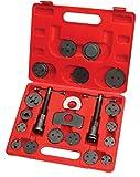 Hilka herramientas 12700210Izquierdo y Derecho Kit de herramientas para calibrar el freno de mano, juego de 21